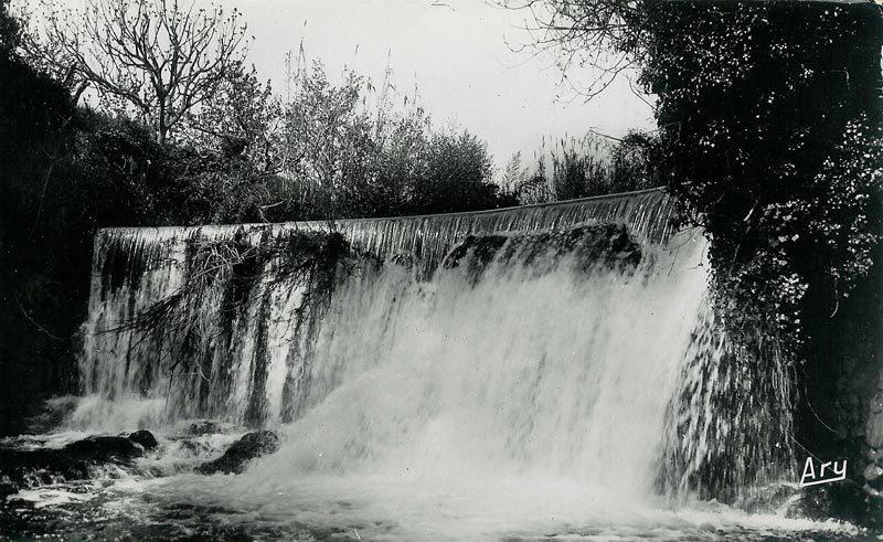 Barrage des Mastres