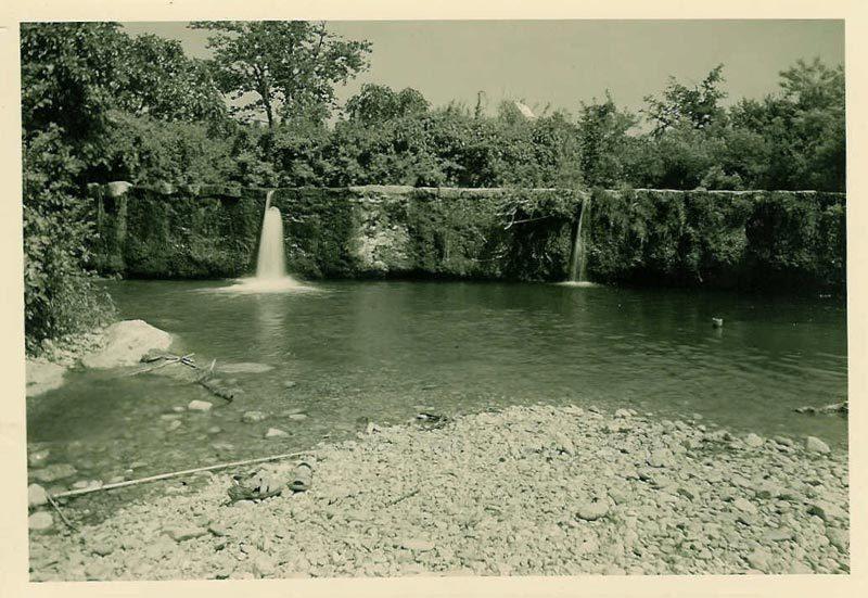 Barrage des Sauvans