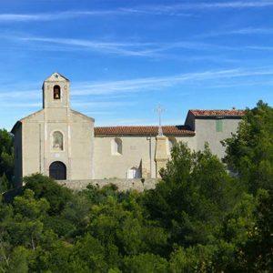 Sainte-Christine, chapelle exterieur