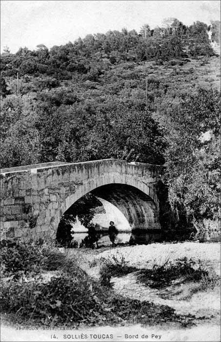 Pont de Pey. Solliès