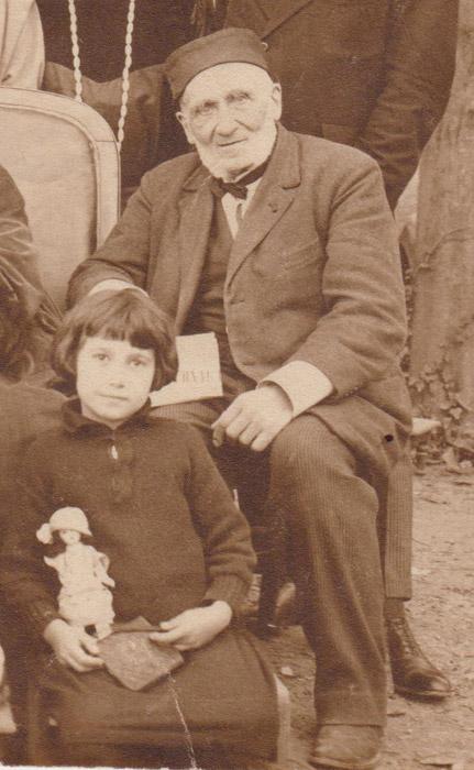 Frédéric Dollieule, été 1924