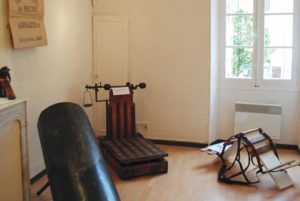 Maison du Patrimoine Belgentier.