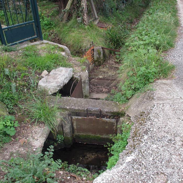 Canal des Trois Pierres Solliès-Pont