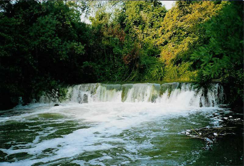 Barrage de Seyrol