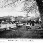 Canal de l'Enclos. Bugade. Solliès-Pont
