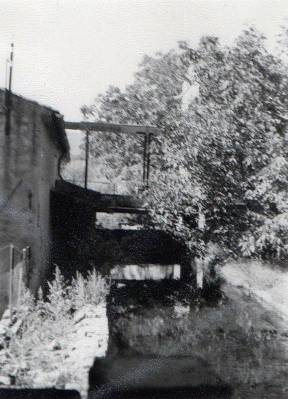 Le canal de l'Enclos