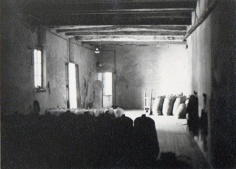Le premier étage, Moulin Béja.
