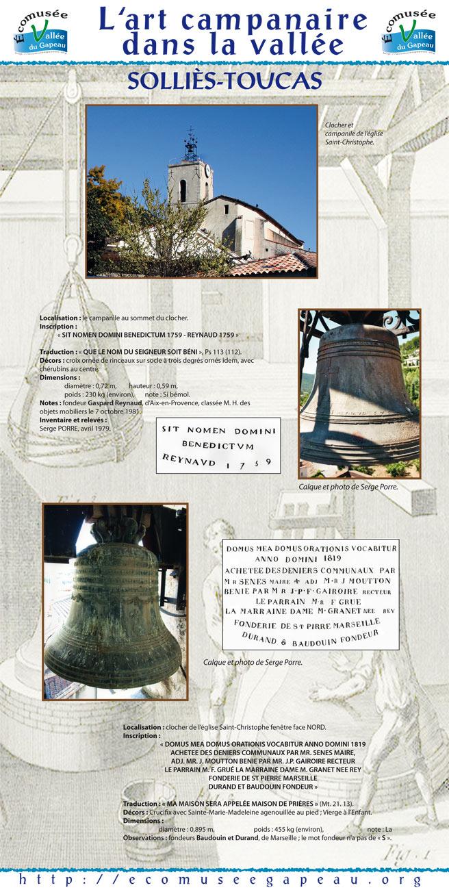 Art campanaire 11 Sollès-Toucas 1