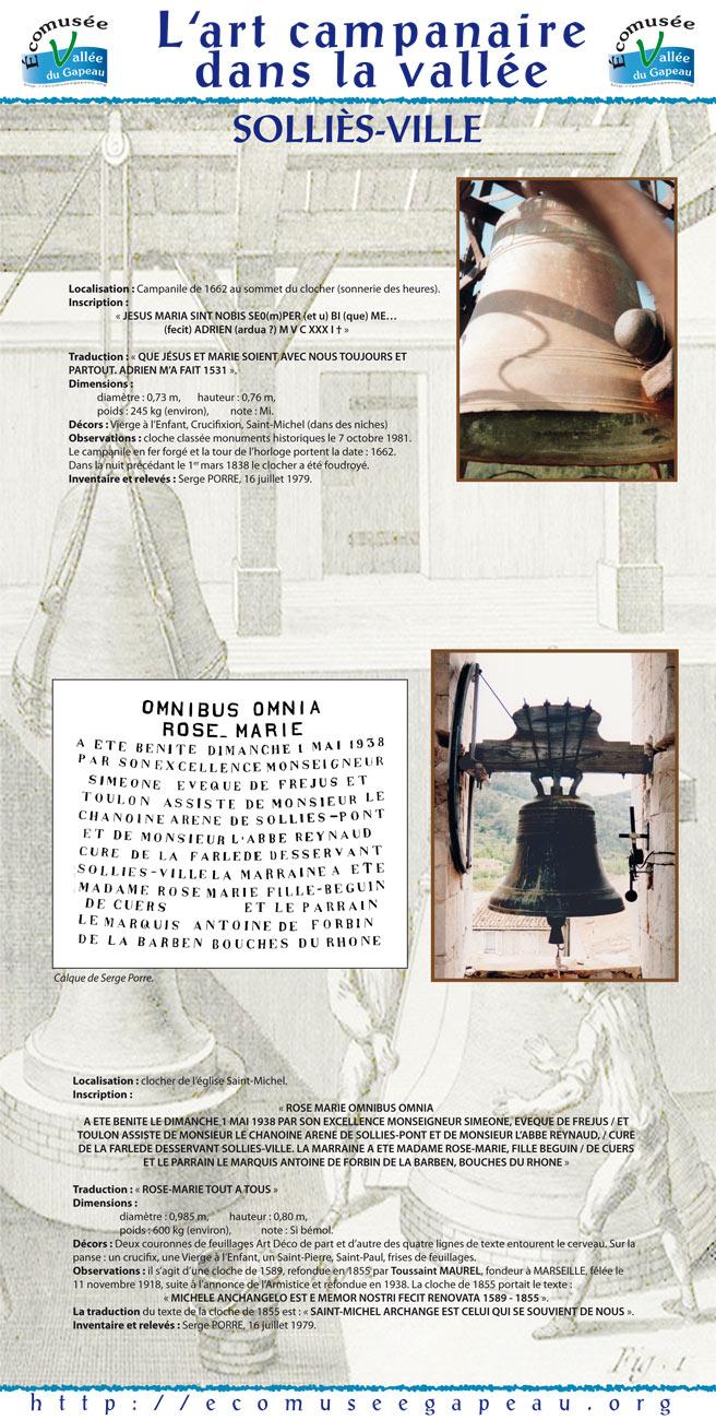 Art campanaire 15 Solliès-Ville 2