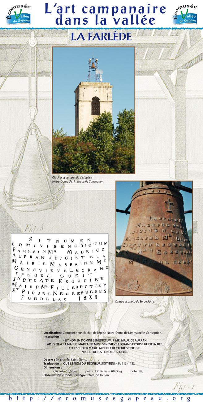 Art campanaire 5 Solliès-Farlède 1