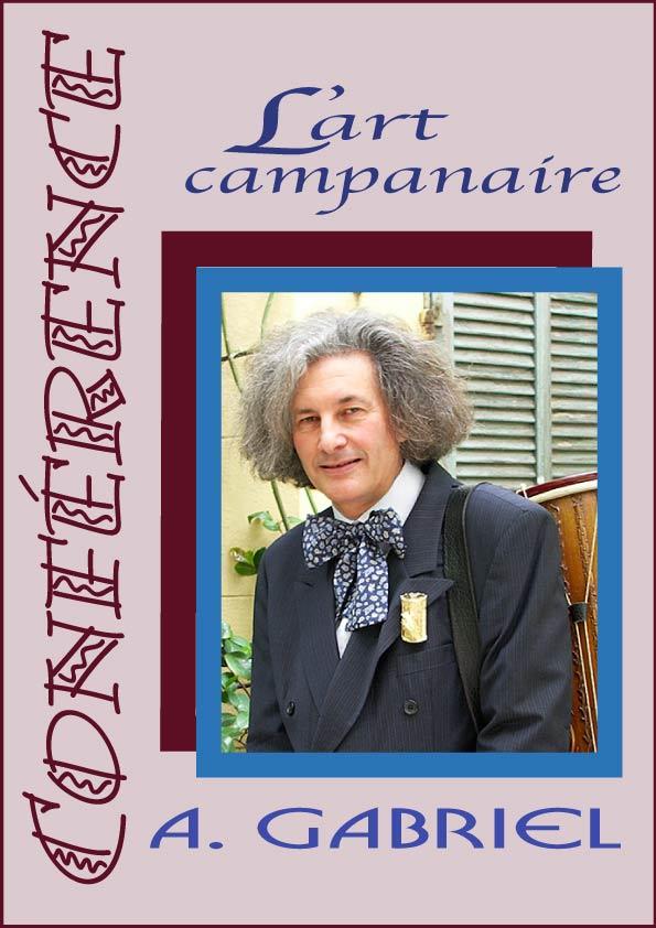 Conférence André Gabriel