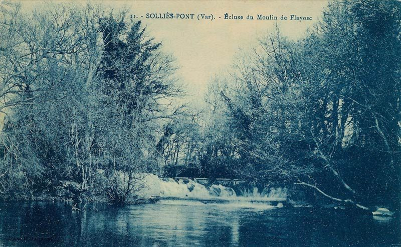 Barrage de Flayosc