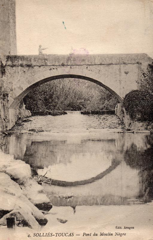 barrage Nègre