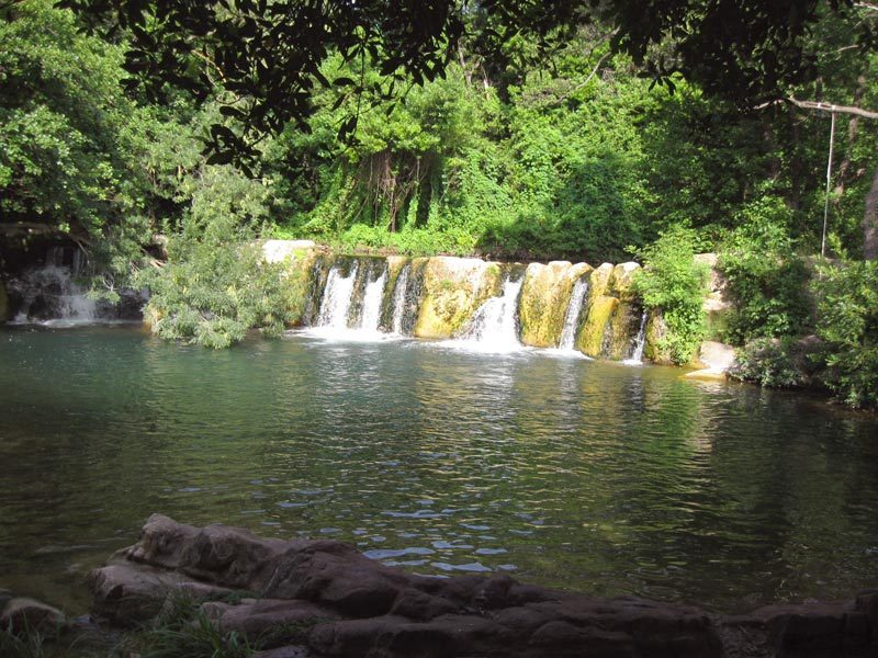 Barrage Seyrol
