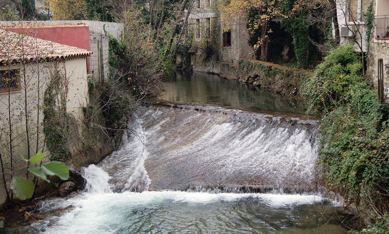 Barrage de Belgentier