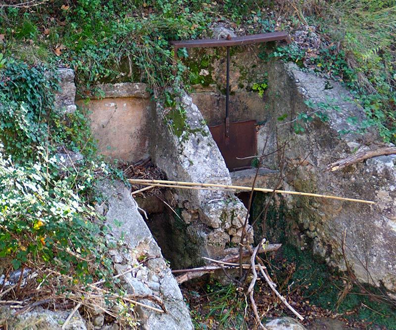 Canal des Tourettes