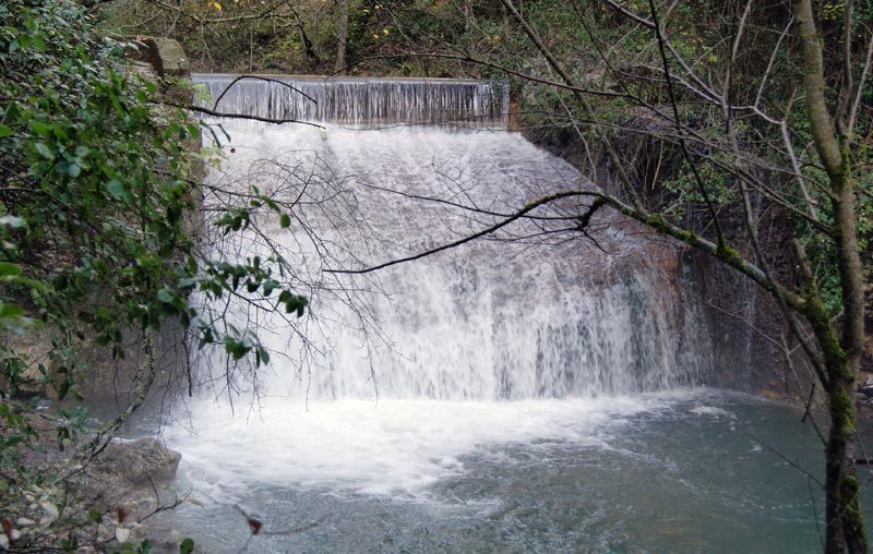 Barrage de Méounes