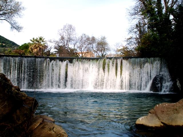 Barrage des Daix