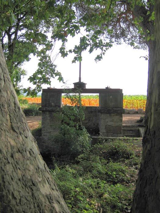 Prise du canal Jean-Natte à la Castille.