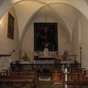 Chapelle Saint-Jacques quartier des Sénès