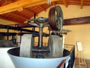 moulin des Sénès