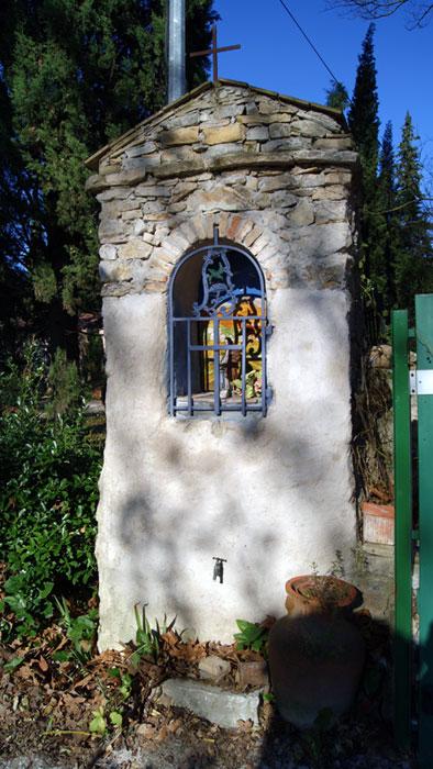 Oratoire Sainte-Anne de la Guiranne