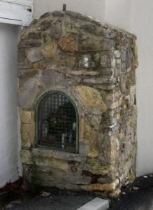 Solliès-Toucas, oratoire Saint-Clair