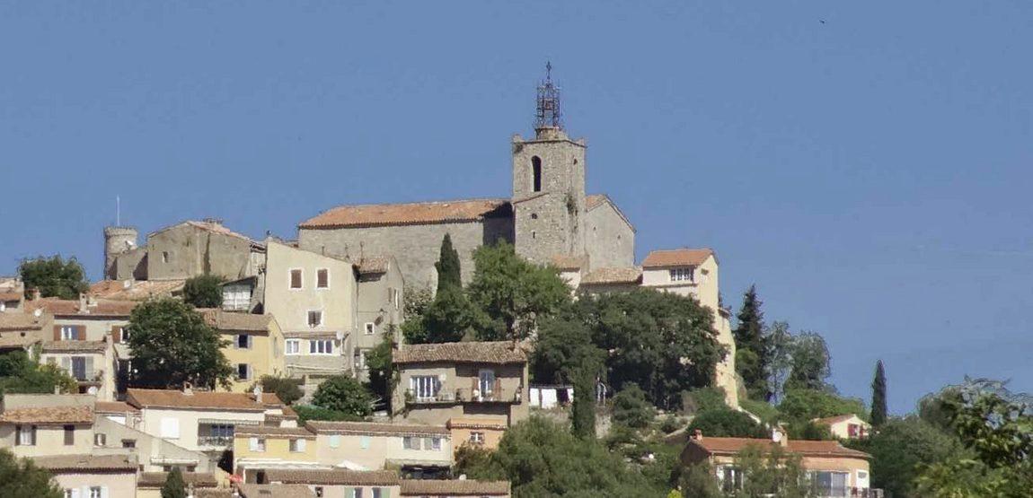 Vue de Solliès-Ville