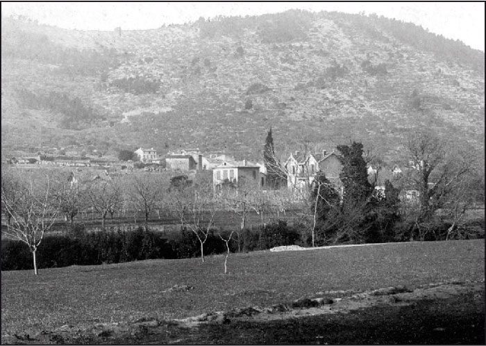 Solliès-Pont, quartiers Aiguiers et Raynauds.