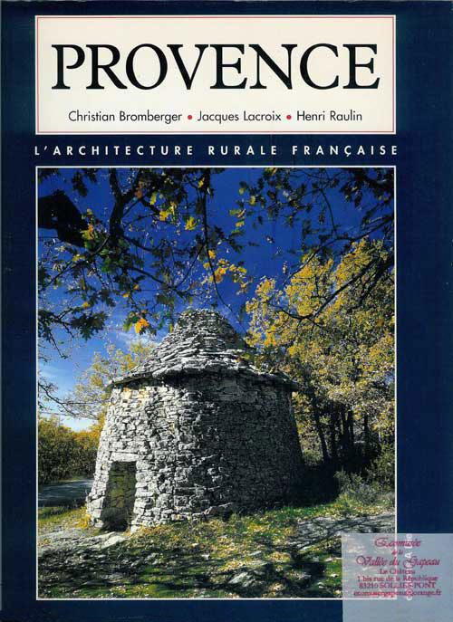 Provence, L'Architecture rurale Française