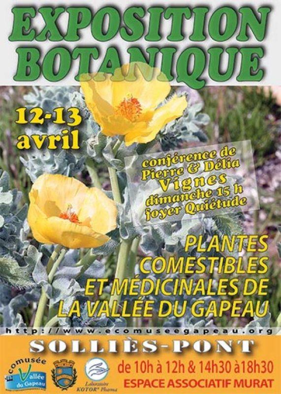 Exposition botanique 2014