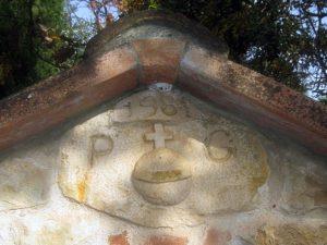 Oratoire de Méounes, Notre-Dame de la Garde, détail