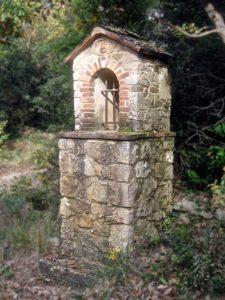 Oratoire de Méounes, Notre-Dame de la Garde, vue de ¾.