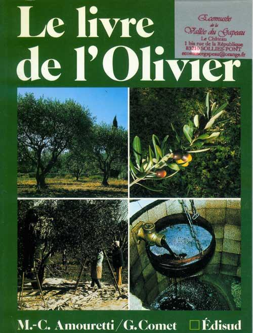 Le livre de l'olivier, Édisud