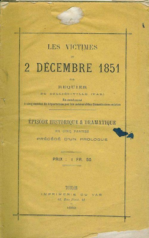 Requier, 1851