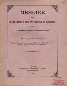 Mémoire, Arène Casimir 622x794