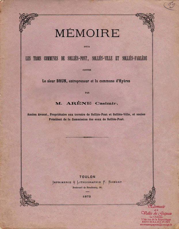 Mémoire, Arène Casimir 622 x 794.