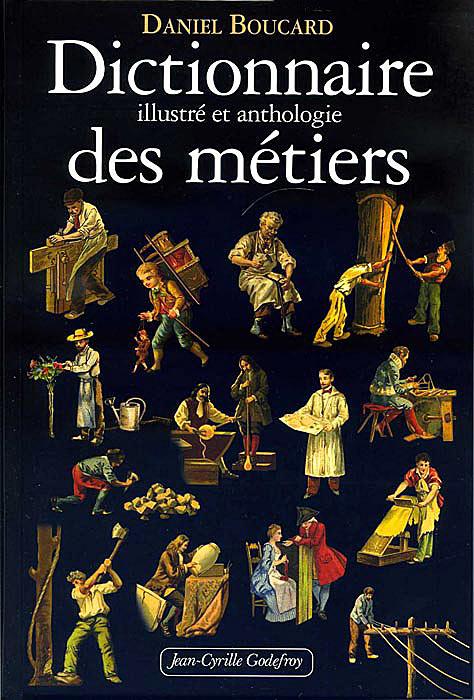 Dictionnaire des métiers