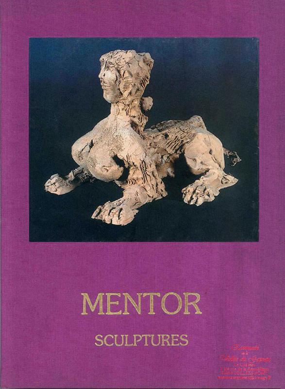 Mentor sculptures.