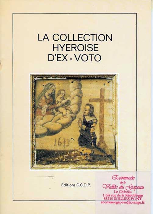 La collection hyèroise d'ex-voto.