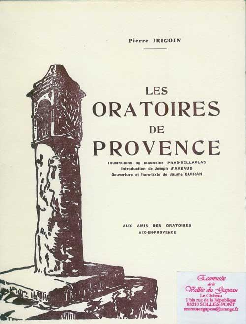 Les oratoires de Provence