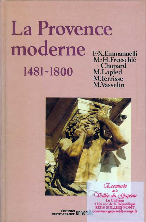Provence moderne