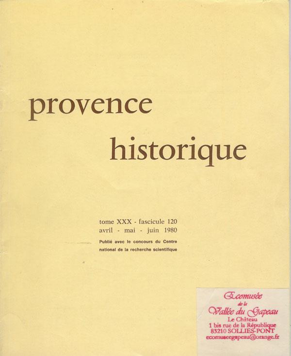 provence historique