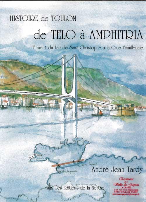 De Telo à Amphitria, Tome 4