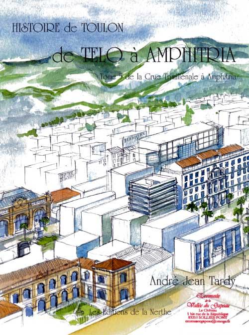 De Telo à Amphitria, Tome 5.