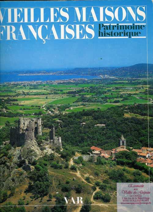 Vieilles maisons françaises, patrimoine historique.