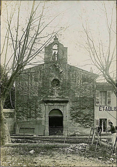 Chapelle Notre-Dame des pénitents blancs