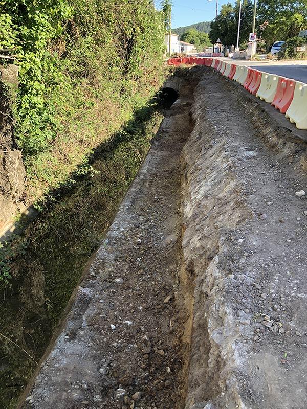 Canal du Sarraire