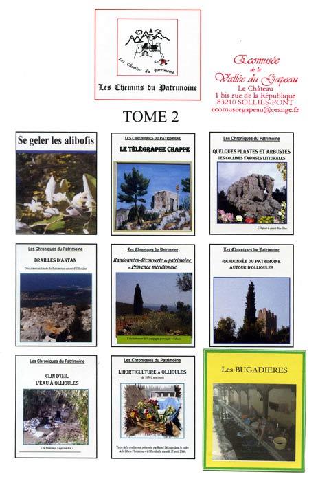 Les Chemins du Patrimoine, Raoul Décugis, Tome ll.
