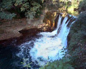 Le barrage des Mastres
